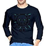 Ela Rainbow Six Siege Men's Long Sleeve T-Shirts,Long Sleeve T-Shirts for Men's