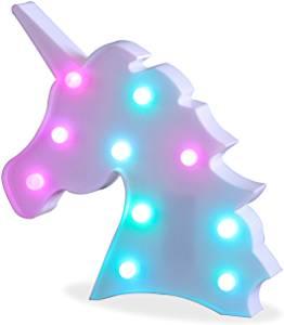 best unicorn lamps