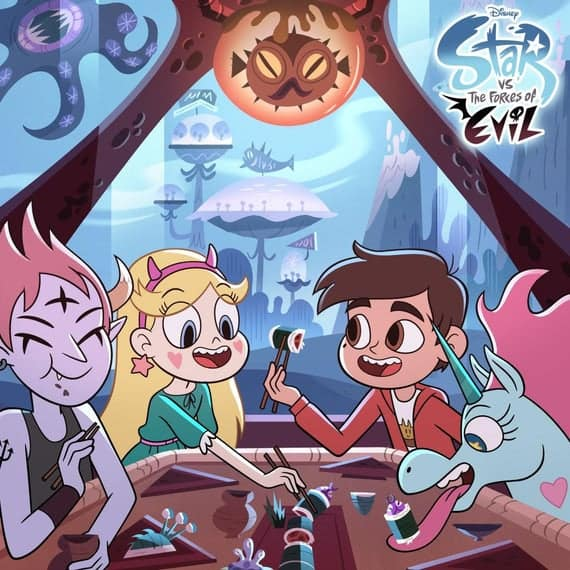 STAR AND MARCO DIAZ