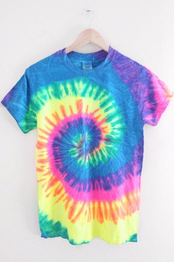 rainbowt shirt diy
