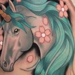 Are you looking for Unicorn Tattoo ideas?