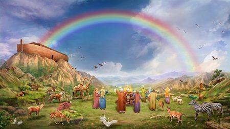 arc noah rainbow