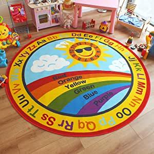 rainbow rug MAT