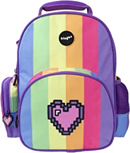 rainbow backpacks