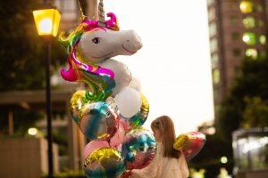 unicorn ballons